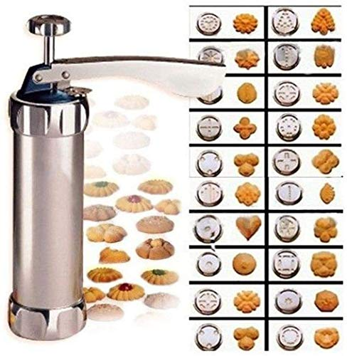 automatic cookie press - 5