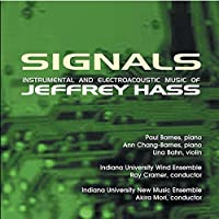 Signals: Instrumental & Electroacoustic Music
