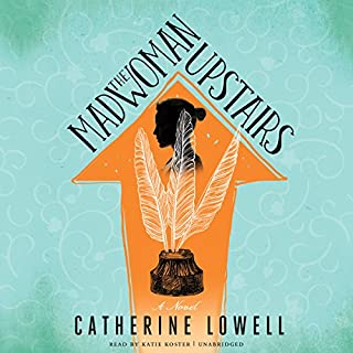 The Madwoman Upstairs cover art