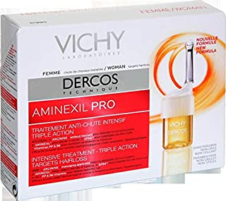 VICHY DERCOS AMINEXIL PRO (WOMEN) SHAMPOO (PACK OF 12)