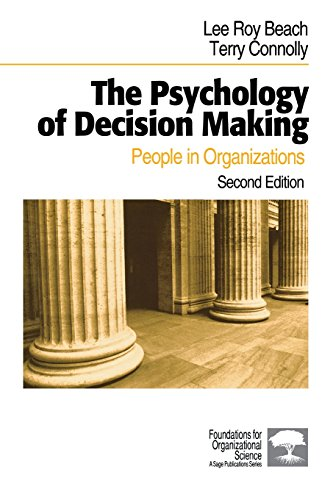 The Psychology of Decision Making: People in...