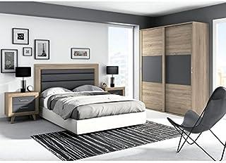 Amazon.es: muebles de dormitorio de matrimonio