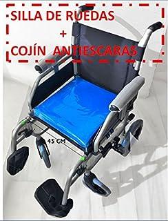 Amazon.es: Aluminio - Sillas de ruedas, sillas de ruedas ...