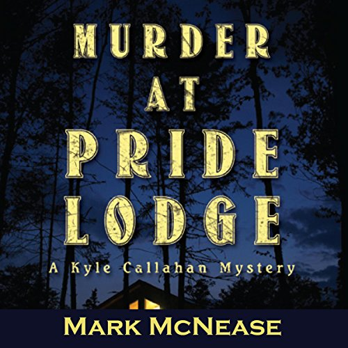 Murder at Pride Lodge audiobook cover art