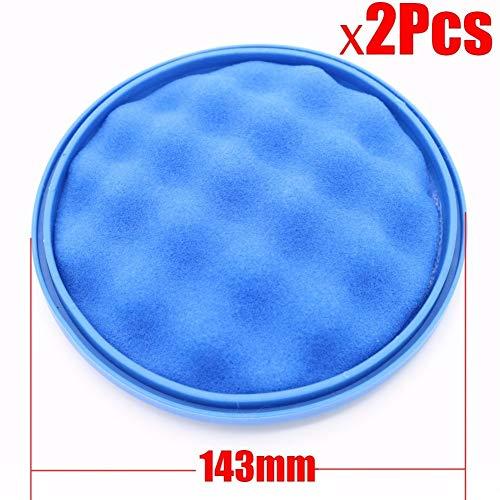 without brand FMN-Home, 2 Pezzi Aspirapolvere Accessori Parti Polvere filtri HEPA for Samsung VC-F700G VC-F500G Scatola Metallica VU7000 VU4000 SU10F40 ** ** SC18F50