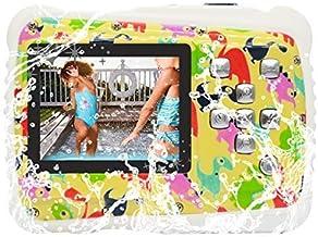 Digital Camera for Kids, Vmotal Waterproof Camera 720P HD Kids Digital Video Camera Camcorder for Children Boys Girls Gift...
