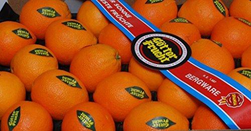 Orangen Götterfrucht süß & saftig, 5kg Box