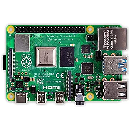 【国内正規代理店品】Raspberry Pi4 ModelB 4GB ラズベリーパイ4 技適対応品【RS・OKdo版】
