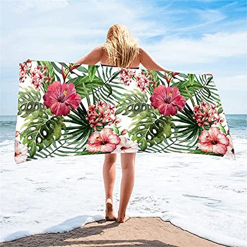 Fruta Limón Unicornio Toalla de Playa de Microfibra, Absorbente Toalla de Baño, Toalla de Playa para Nadar, Deportes, Viajes, Toalla de Mano, de Fácil Cuidado(Multicolor3,150x75cm)