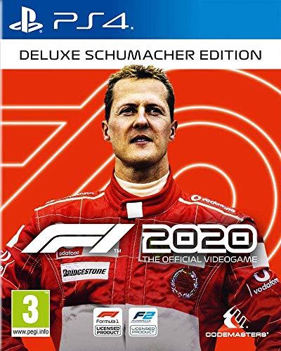 Scopri offerta per F1 2020 - Deluxe Schumacher Edition - PlayStation 4 [Edizione: Regno Unito]