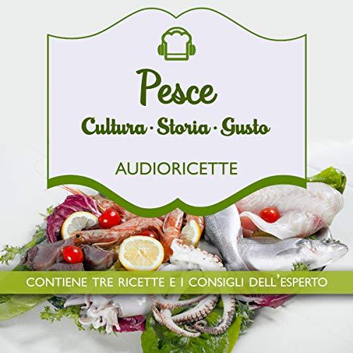 Pesce audiobook cover art