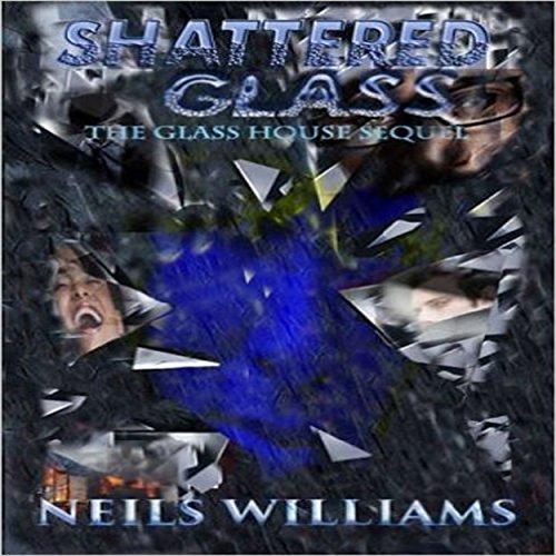 Shattered Glass audiobook cover art