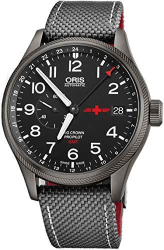 Oris Big Crown ProPilot GMT Rega Limited Edition Men's Watch 74877104284FS