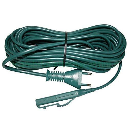 Cable eléctrico original Vorwerk Folletto para VK140 (7 m).