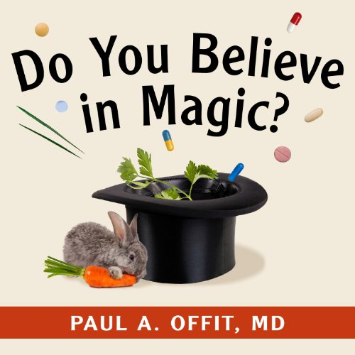 Do You Believe in Magic? audiobook cover art