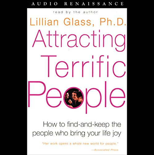 Attracting Terrific People audiobook cover art