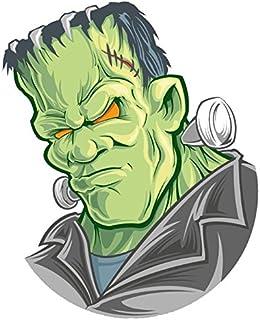 Frankenstein Cartoon Vinyl Sticker Decal