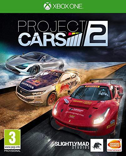 Project Cars 2 - Xbox One Brand New Sealed [Edizione: Regno Unito]