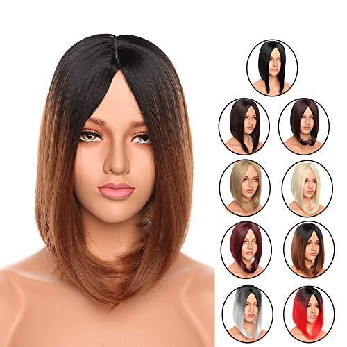 haz tu compra pelucas lisas cortas online