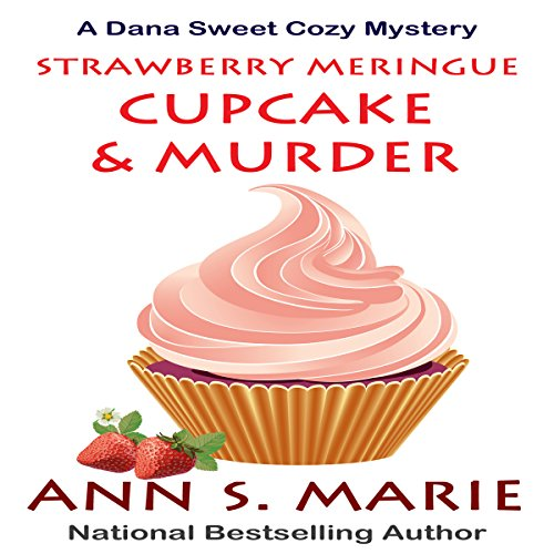 Strawberry Meringue Cupcake & Murder cover art