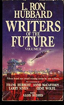 L. Ron Hubbard Presents Writers of the Future Volume II - Book #2 of the L. Ron Hubbard Presents Writers of the Future