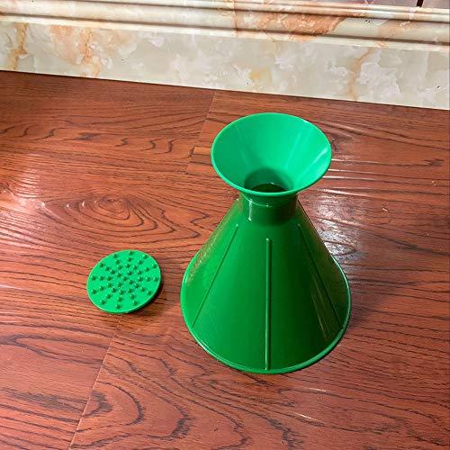 VIMOER trechter ronde sneeuwblazer ruitenwissers ruitenwissers kegelschraper glas green GREEB