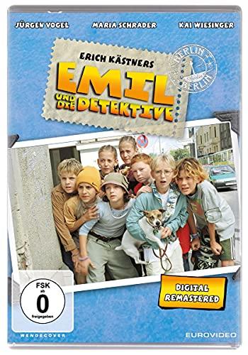Emil und die Detektive - Digital Remastered