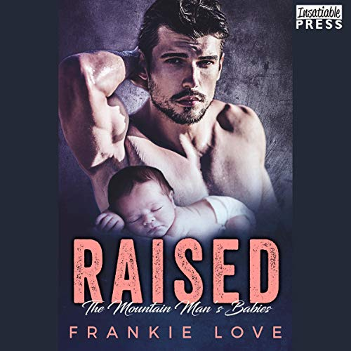 Raised audiobook cover art