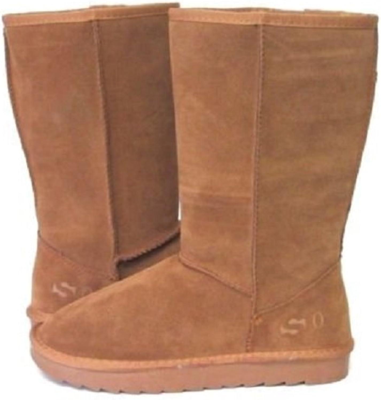 SO Brand New Women Classic Tall Boot Tan 2341 Original