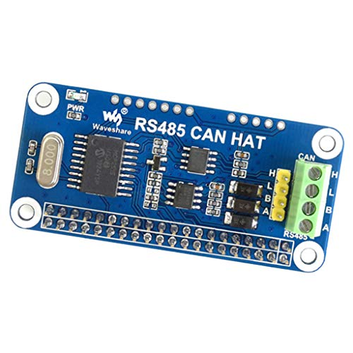 yotijar RS485 CAN HAT für Himbeere 4B / 3B + / Zero W Integrated, Modul Di.