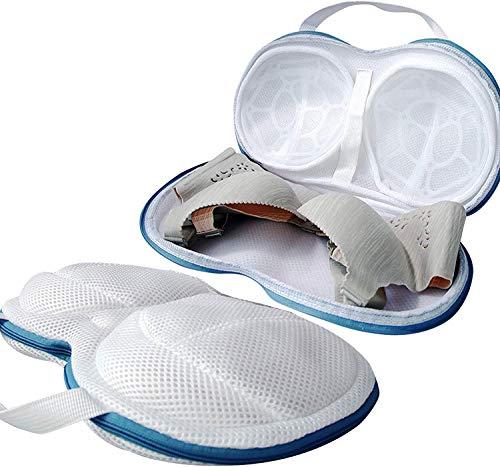 洗濯ネット ブラジャー 洗濯機ネット ドラム式 洗濯用品 旅行収納袋 洗濯機用 変形を防ぐ 絡み防ぎ 下着 適用