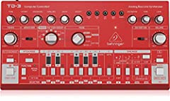 Amazing bass line synthesizer with true analog circuitry for bass and groove sounds Authentic reproduction of original circuitry with matched transistors Pure analog signal path based on legendary vco, VCF and VCA designs Sawtooth and square waveform...