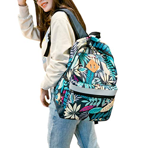 Cute Bookbag School Backpack Bag For Girls Middle School Student Kids Teen, Lightweight Water-Resistant School Backpacks For Women Ladies Travel...