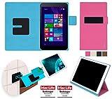 Hülle für Asus Vivo Tab 8 M81C Tasche Cover Hülle Bumper | in Pink | Testsieger