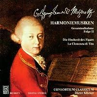 Mozart: Harmoniemusiken Vol.2
