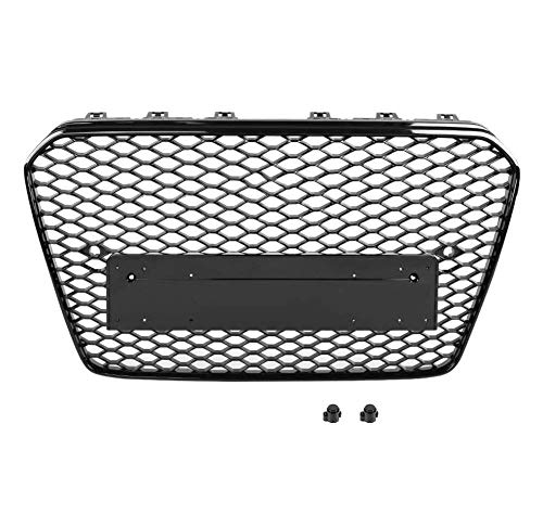 Xinshuo ABS Wabenart Mesh Kühlergrill vorne für RS5 Style A5 / S5 2012-2016