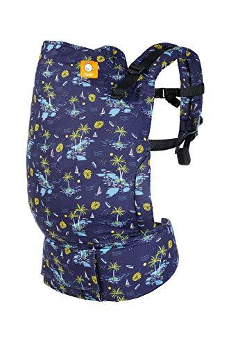 Baby Tula - TODDLER - Vacation - Marsupio, ergonomico, con diverse posizioni per 11-27 kg