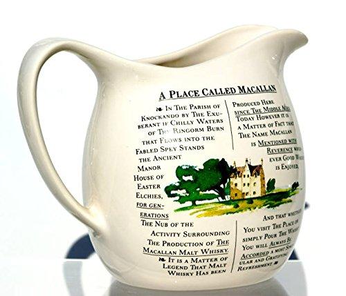 Macallan Wasserkrug -Rare Ausgabe- Sammlerstück, Macallan extra Ausgabe 20 x 15 x 10 cm