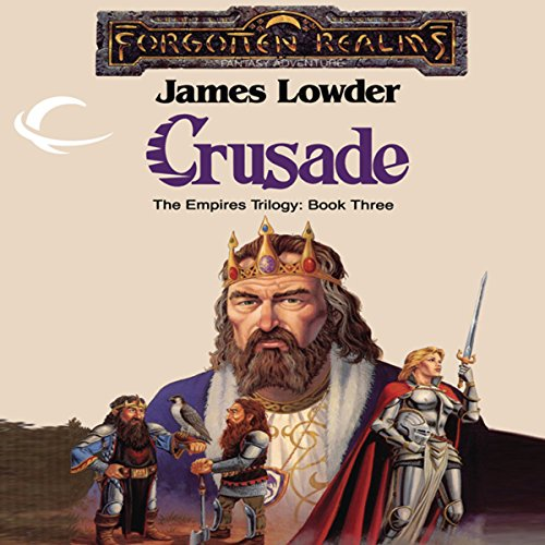 Couverture de Crusade