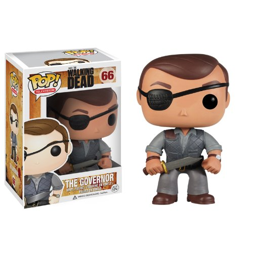 Funko Figura Pop Walking Dead: Governor