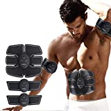 DOERSHAPPY Beauty Body Mobile Gym 6 Pack EMS Home Gym Massager...