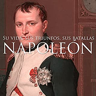Napoleón [Spanish Edition] audiobook cover art