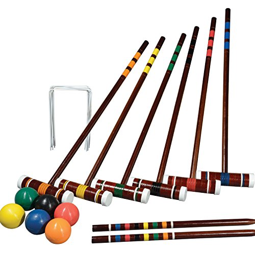 Franklin Sports Outdoor Croquet Set