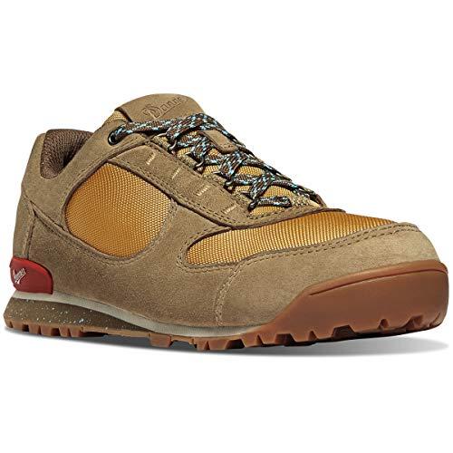 "Danner Women's 37404 Jag Low 3"" Hiking Shoe, Antique Bronze/Summer Wheat - 10 M"