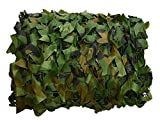 Joryn Camo Netting 6.5x10ft Woodland Camouflage Net