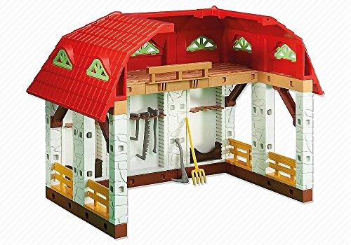 Playmobil 6368 Country - Maschinengebäude Bauernhof (Folienpackung)