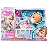 Nenuco-Dormilón ! Muñeco con Ojos durmientes, Regalo Ideal para niñas y niños a Partir de 1 año(Famo...
