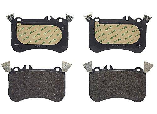 Preisvergleich Produktbild BREMBO P 50 121 Bremsbeläge,  Set of 4