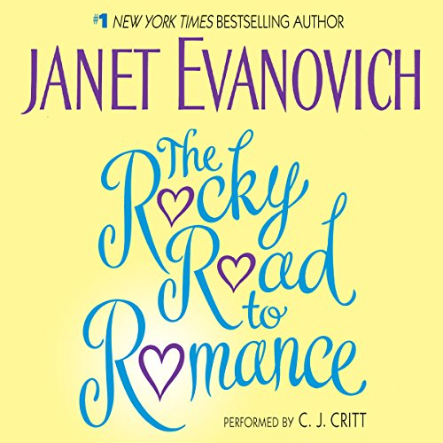 The Rocky Road to Romance audiobook cover art