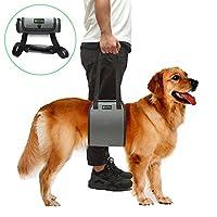 DIMENSIONEN: Unsere Hebehilfe ist 71cm lang und 24cm breit und ist für Hunde mit dem Gewicht von 35-45kg gemacht. NOTIZ: Messen Sie Ihren Hund, bevor Sie dieses Produkt bestellen, um einen ungeeigneten Kauf zu vermeiden. RÜCKENSCHMERZEN ÜBERWÄLTIGEN:...